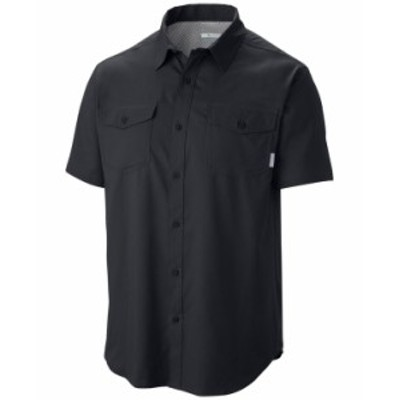 コロンビア メンズ シャツ トップス Men's Utilizer Classic Fit Performance Shirt Black