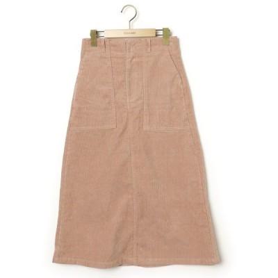 スカート 【Riche glamour】ロングスカート