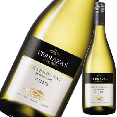 白ワイン テラザス レゼルヴァ シャルドネ 750ml wine
