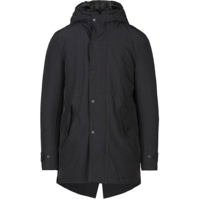 センス SSEINSE メンズ コート アウター coat Black