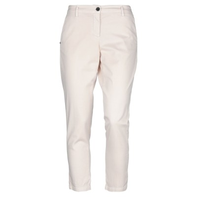 WHITE SAND 88 パンツ アイボリー 44 コットン 69% / テンセル 29% / ポリウレタン® 2% パンツ