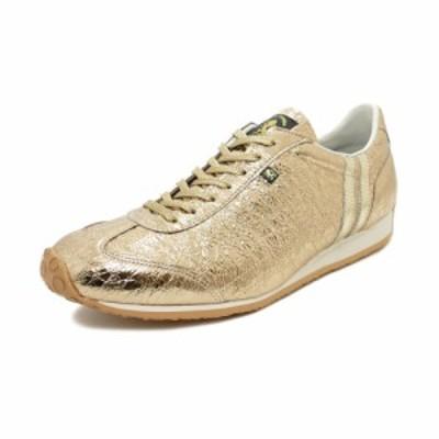 スニーカー パトリック PATRICK パミール メタリックパンサー GLD ゴールド 502175 メンズ レディース シューズ 靴 20SP