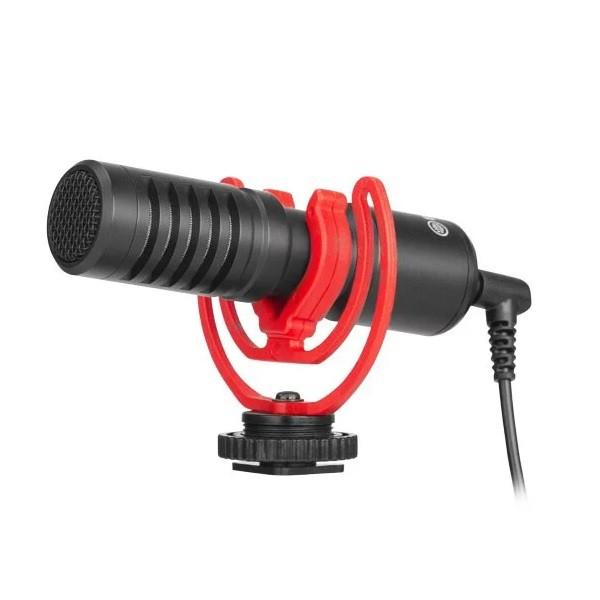 BOYA BY-MM1+ 手機/相機通用型 電容麥克風 公司貨