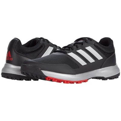 アディダス Tech Response SL メンズ スニーカー 靴 シューズ Black/Silver Metallic/Scarlet