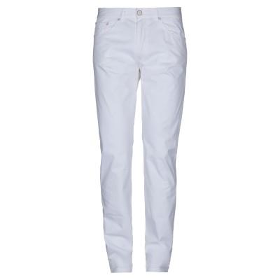ハマキホ HAMAKI-HO パンツ ホワイト 44 コットン 100% パンツ