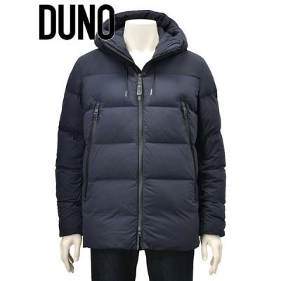 デュノ DUNO メンズ ストレッチナイロン ダウンジャケット JUMP ジャンプ パッカブル ネイビー アウター 国内正規品 Men's