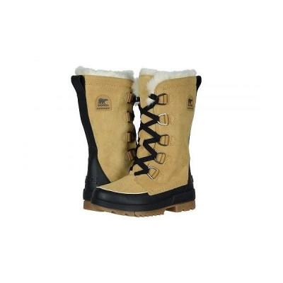 SOREL ソレル レディース 女性用 シューズ 靴 ブーツ スノーブーツ Tivoli(TM) IV Tall - Curry