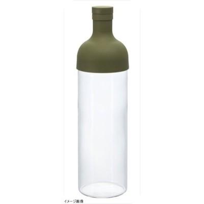 ハリオ フィルターインボトル FIB−75 オリーブグリーン