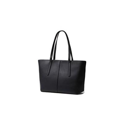 LAC CRISTALLIN トートバッグ レディース ハンドバッグ 女性用 カバン (black)