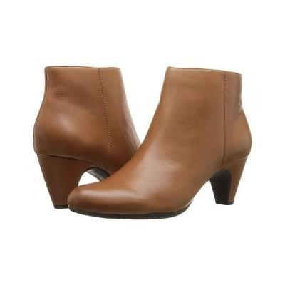 Sam Edelman サムエデルマン レディース 女性用 シューズ 靴 ブーツ アンクルブーツ ショート Michelle - Saddle Leather