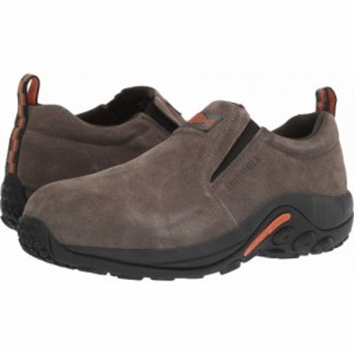メレル Merrell Work メンズ シューズ・靴 Jungle Moc Alloy Toe Gunsmoke