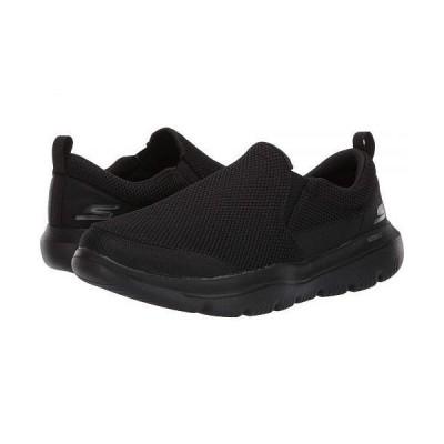 SKECHERS Performance スケッチャーズ メンズ 男性用 シューズ 靴 スニーカー 運動靴 Go Walk Evolution Ultra - Impeccable - Black