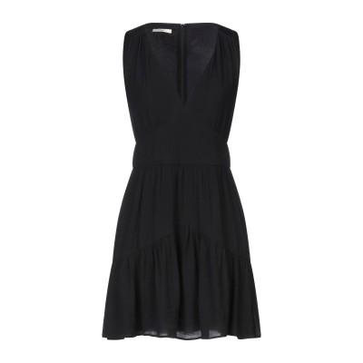 セッスン SESSUN ミニワンピース&ドレス ブラック XS レーヨン 79% / ナイロン 21% ミニワンピース&ドレス