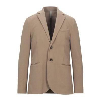 HARRIS WHARF LONDON テーラードジャケット  メンズファッション  ジャケット  テーラード、ブレザー キャメル