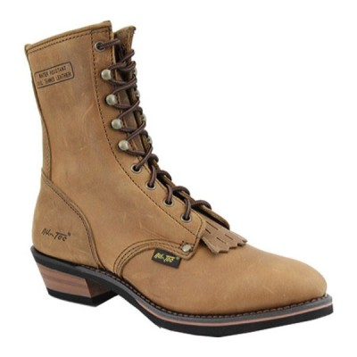 """アドテック ブーツ&レインブーツ シューズ メンズ 9224 Packer Boots 9"""" (Men's) Tan"""