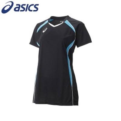 アシックス(asics) WSゲームシャツHS バレーボールアパレル XW1317-9047 レディース