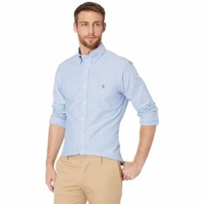 ラルフ ローレン Polo Ralph Lauren メンズ シャツ トップス Stretch Fit Oxford Sport Shirt BSR Blue