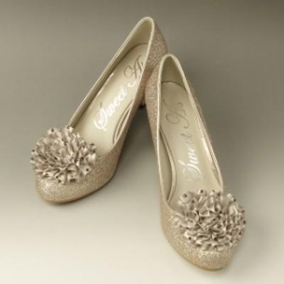 パンプス レディース 婦人靴 ハイヒール 23cm  結婚式 パーティー ステージ フォーマル  美脚 C2897HS