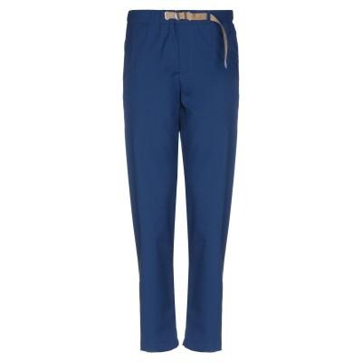 WHITE SAND 88 パンツ ブルー 44 ポリエステル 68% / レーヨン 20% / バージンウール 10% / ポリウレタン 2% パ