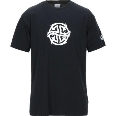 ヴェトモン VETEMENTS メンズ Tシャツ トップス t-shirt Black