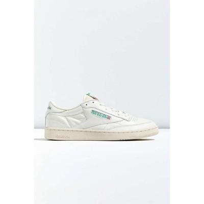 リーボック Reebok メンズ スニーカー シューズ・靴 Club C 85 Vintage Sneaker Cream