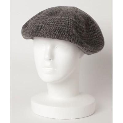 collex / NT ALNWICK BERET WOMEN 帽子 > ハンチング/ベレー帽
