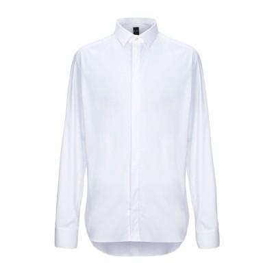 LR LIBERTY ROSE シャツ ホワイト 44 コットン 97% / ポリウレタン 3% シャツ