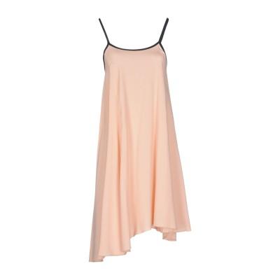 ジャッカ JUCCA ミニワンピース&ドレス ライトピンク 40 レーヨン 95% / ポリウレタン 5% ミニワンピース&ドレス