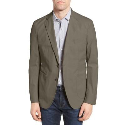 ロッドアンドガン メンズ ジャケット&ブルゾン アウター McLaughlins Sport Coat KHAKI