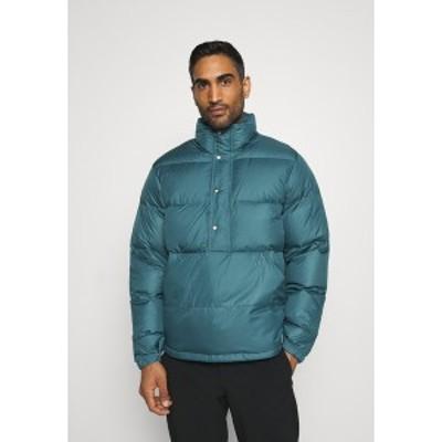 ノースフェイス メンズ ジャケット&ブルゾン アウター SIERRA ANORAK - Down jacket - mallard blue mallard blue