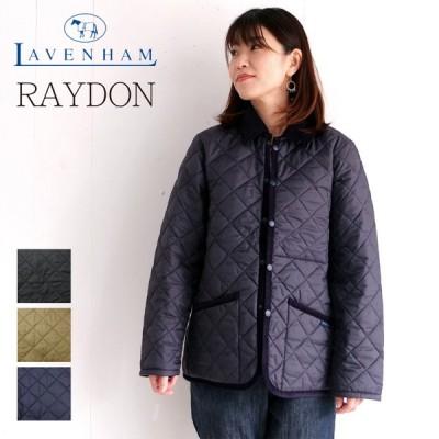LAVENHAM ラベンハム 正規輸入品 RAYDON レイドン キルティング ジャケット アウター イギリス製 定番襟付きジャケット