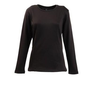 GRID WARM GEAR クルーネック フリースシャツ 861PG9JY8170 BLK オンライン価格
