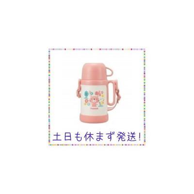 ピーコック魔法瓶工業 ステンレスボトル コップタイプ 0.5L ピーチブロッサム ASK-R50 PBL