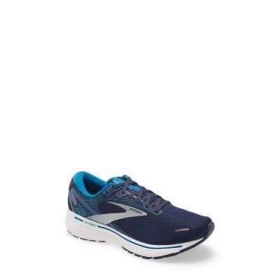 ブルックス BROOKS メンズ ランニング・ウォーキング シューズ・靴 Ghost 14 Running Shoe Blue/Silver/White