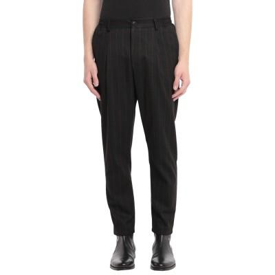 BLACK CIRCUS パンツ ブラック M ポリエステル 64% / レーヨン 34% / ポリウレタン 2% パンツ