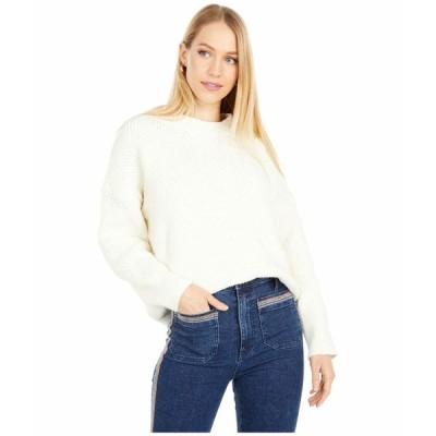 ロストアンドウォーター ニット&セーター アウター レディース Feeling Fancy Sweater Cream