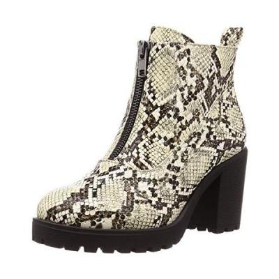 バイアシナガオジサン ブーツ 8740057 ブラックホワイト 24.0~24.5 cm