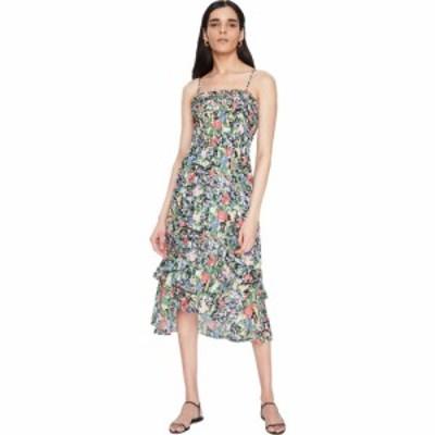 パーカー Parker レディース ワンピース ワンピース・ドレス Valencia Dress Cannes Floral