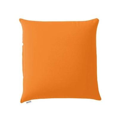 【MOGU】モグ 背当てクッションカバー 45×45cm オレンジ