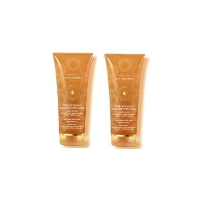 ESTHEDERM エステダム シマリングクリーミィシャワージェル 200ml 2本セット美容 コスメ 化粧品 コスメチック コスメティック