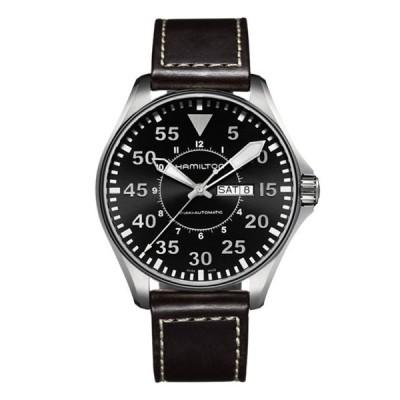 ハミルトン カーキ アビエーション パイロット H64715535 腕時計 メンズ HAMILTON KHAKI AVIATION PILOT ブラウン系