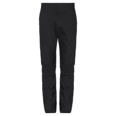ボッテガ・ヴェネタ BOTTEGA VENETA パンツ ブラック 50 コットン 100% / 真鍮/ブラス パンツ