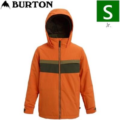 19-20 [Sサイズ] BURTON BOYS PITCHPINE JKT カラー:RUSSET ORANGE キッズ ジュニア 子供用 スノーボード スキー 型落ち 日本正規品