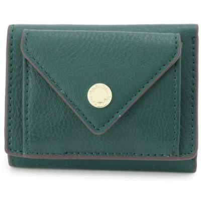 メール型三つ折ミニ財布