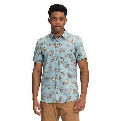 ノースフェイス メンズ シャツ トップス The North Face Men's Baytrail Pattern SS Shirt