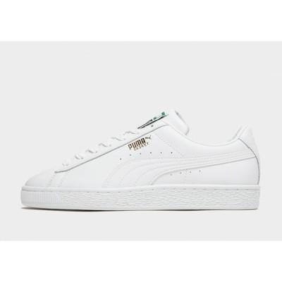プーマ Puma レディース スニーカー シューズ・靴 basket white