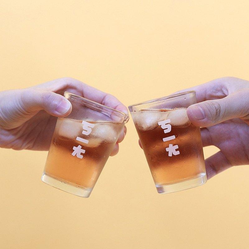 ( 現貨開賣 ! )  BOPOMOO ㄎㄧㄤ杯 玻璃杯 水杯 啤酒杯 台式酒杯