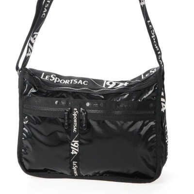レスポートサック LeSportsac DELUXE EVERYDAY BAG (オニキスエルピー)
