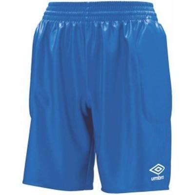 アンブロ サッカー Jr.GKパンツ 19FW ターコイズ ケームシャツ・パンツ(uas6700gjp-tuq)