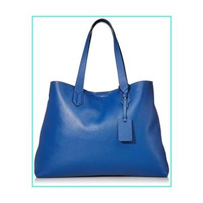 【新品】Emporio Armani Designer Tall Shoulder Tote Bag, Blue(並行輸入品)